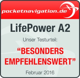 LifePower-A2-Testurteil