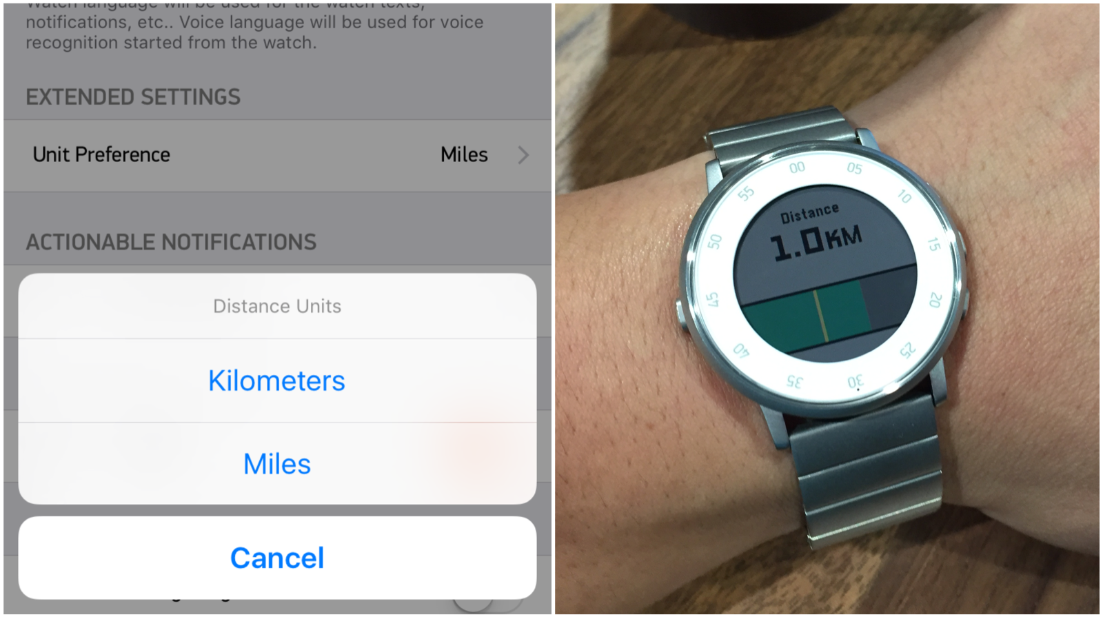 Neues Pebble Software-Update › pocketnavigation.de ...