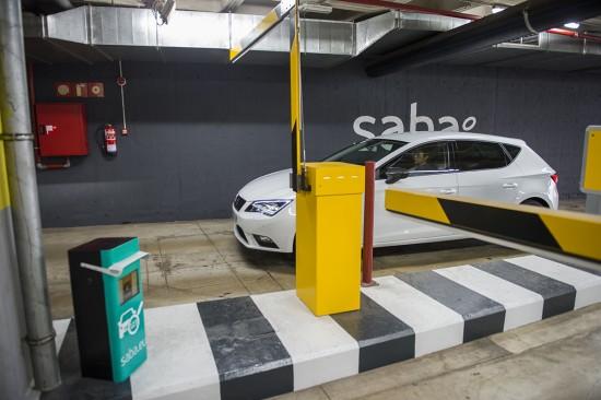 Seat-Parkhaus