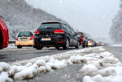 TomTom Traffic berücksichtig nun auch Wetterinformationen.