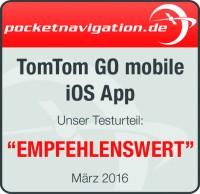 TomTom-GO-mobile-App