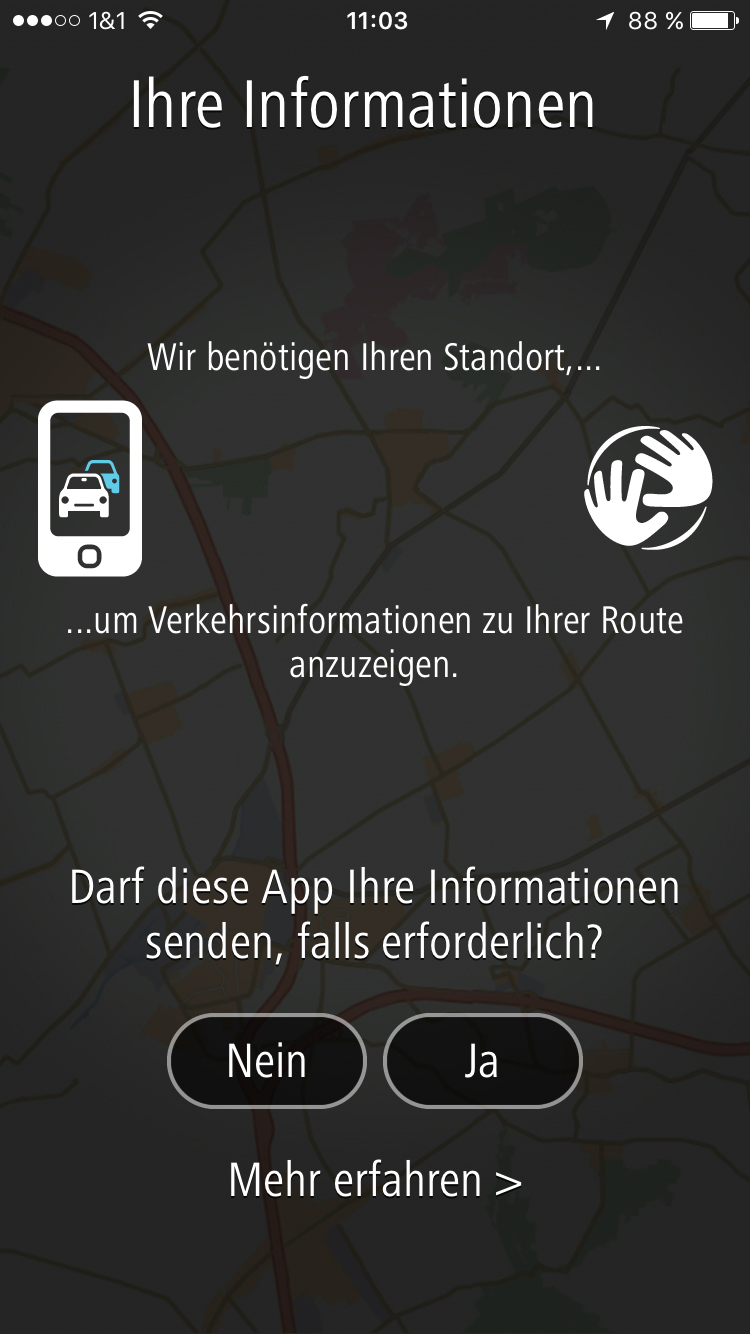 Navi-App TomTom GO Mobile für iOS im Test › pocketnavigation de