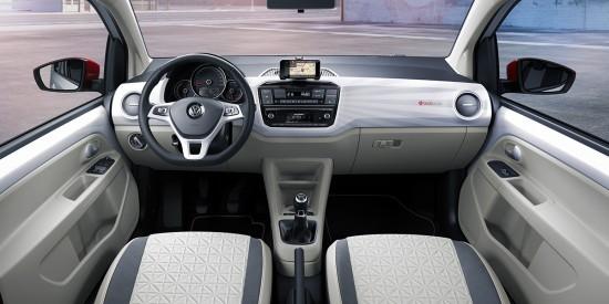 Der neue Volkswagen up! beats
