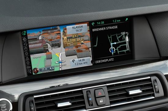 BMW-Navi