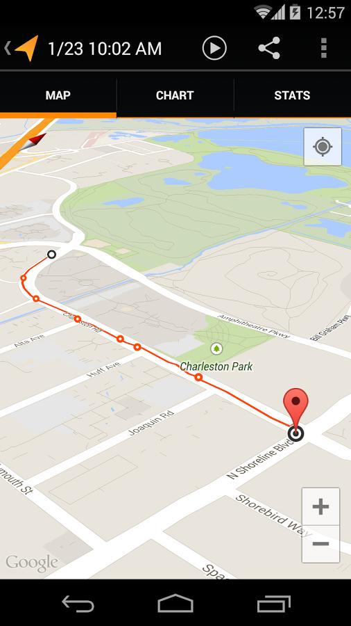 google stellt meine tracks app ein navigation gps blitzer pois. Black Bedroom Furniture Sets. Home Design Ideas