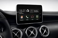 Mercedes-Benz A-Klasse Navi