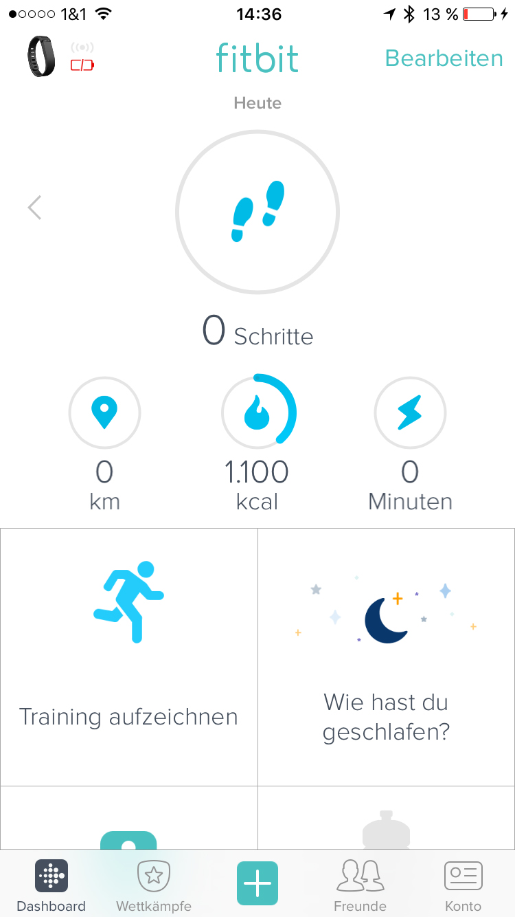Fitbit App erhält neues Dashboard › pocketnavigation.de ...