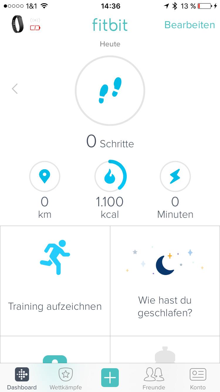 Fitbit App erhält neues Dashboard › pocketnavigation.de ...