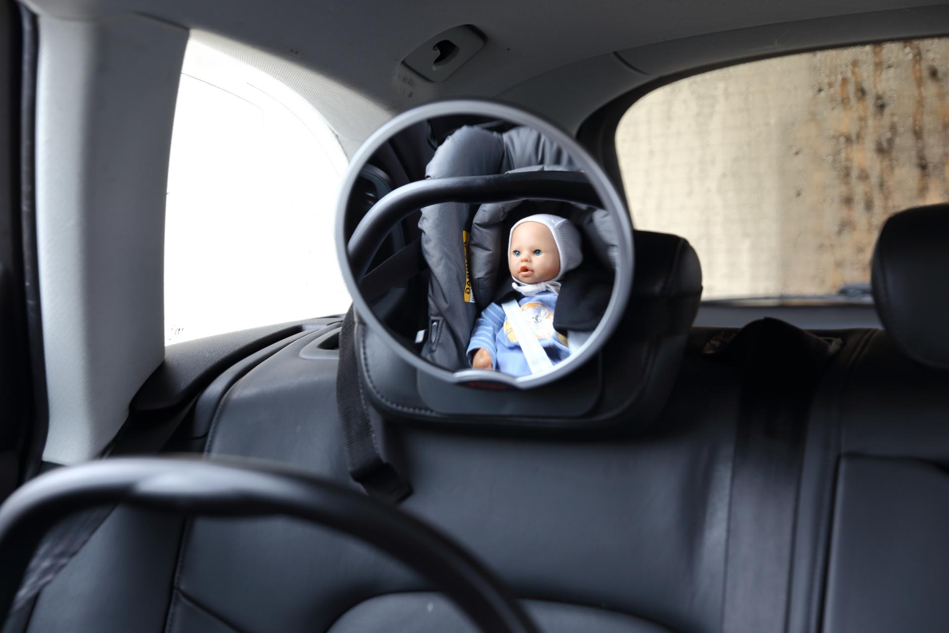 Spiegel Baby Auto : Garmin babycam und babyspiegel im vergleich u a pocketnavigation