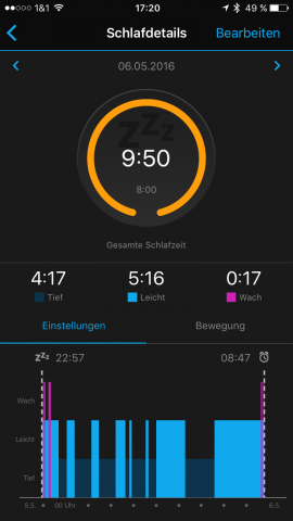 Garmin-Connect-vivoactive-HR-Schlaf-02