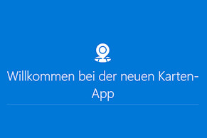 Windows-10-Karten-App