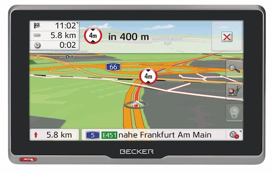 BECKER transit6s EU