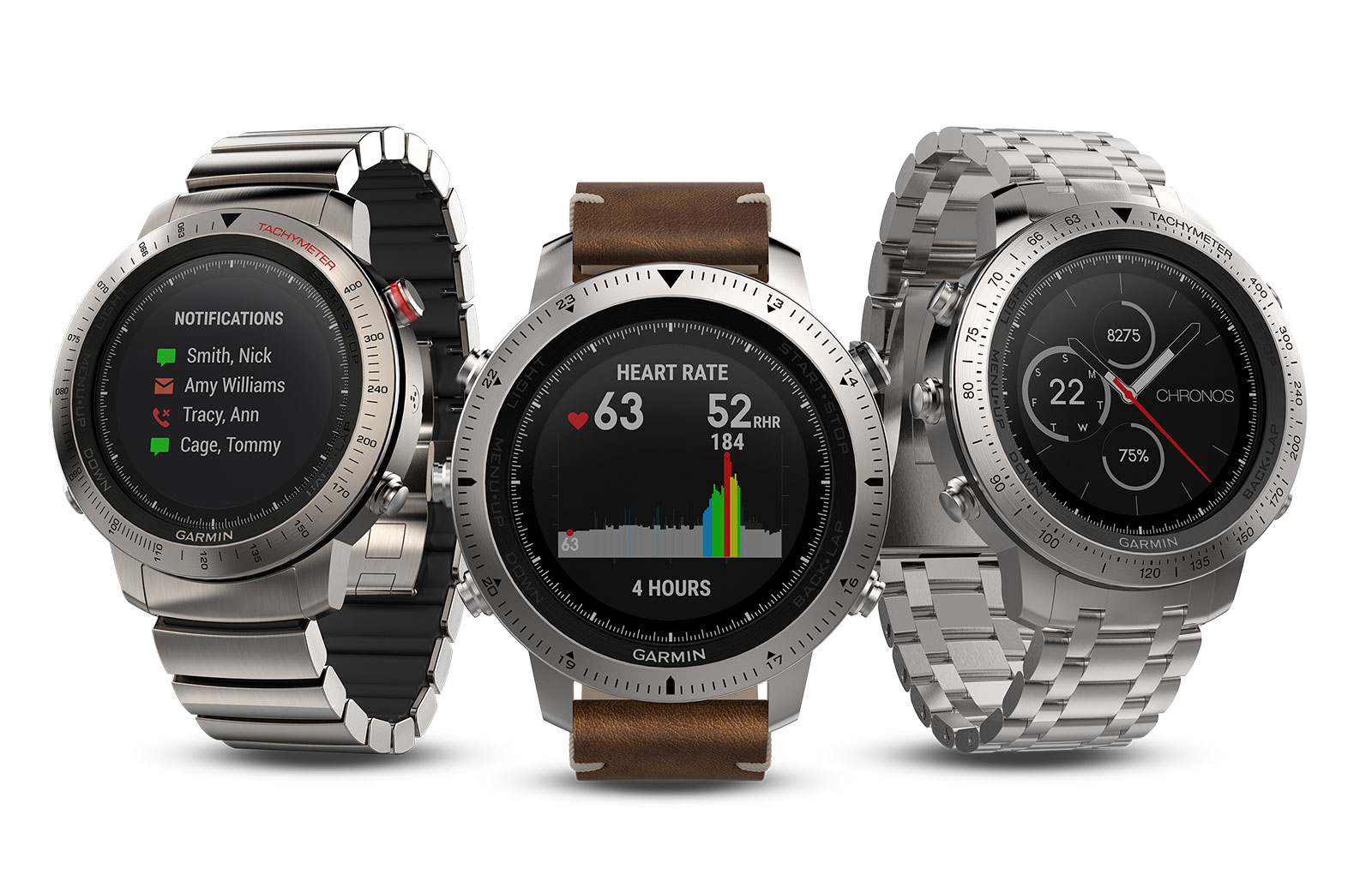 garmin fenix chronos exklusive gps multisport uhr. Black Bedroom Furniture Sets. Home Design Ideas