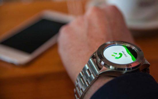 TIGER Smartwatch_Call Logs