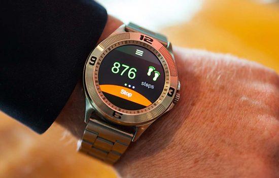 TIGER Smartwatch_Steps 02