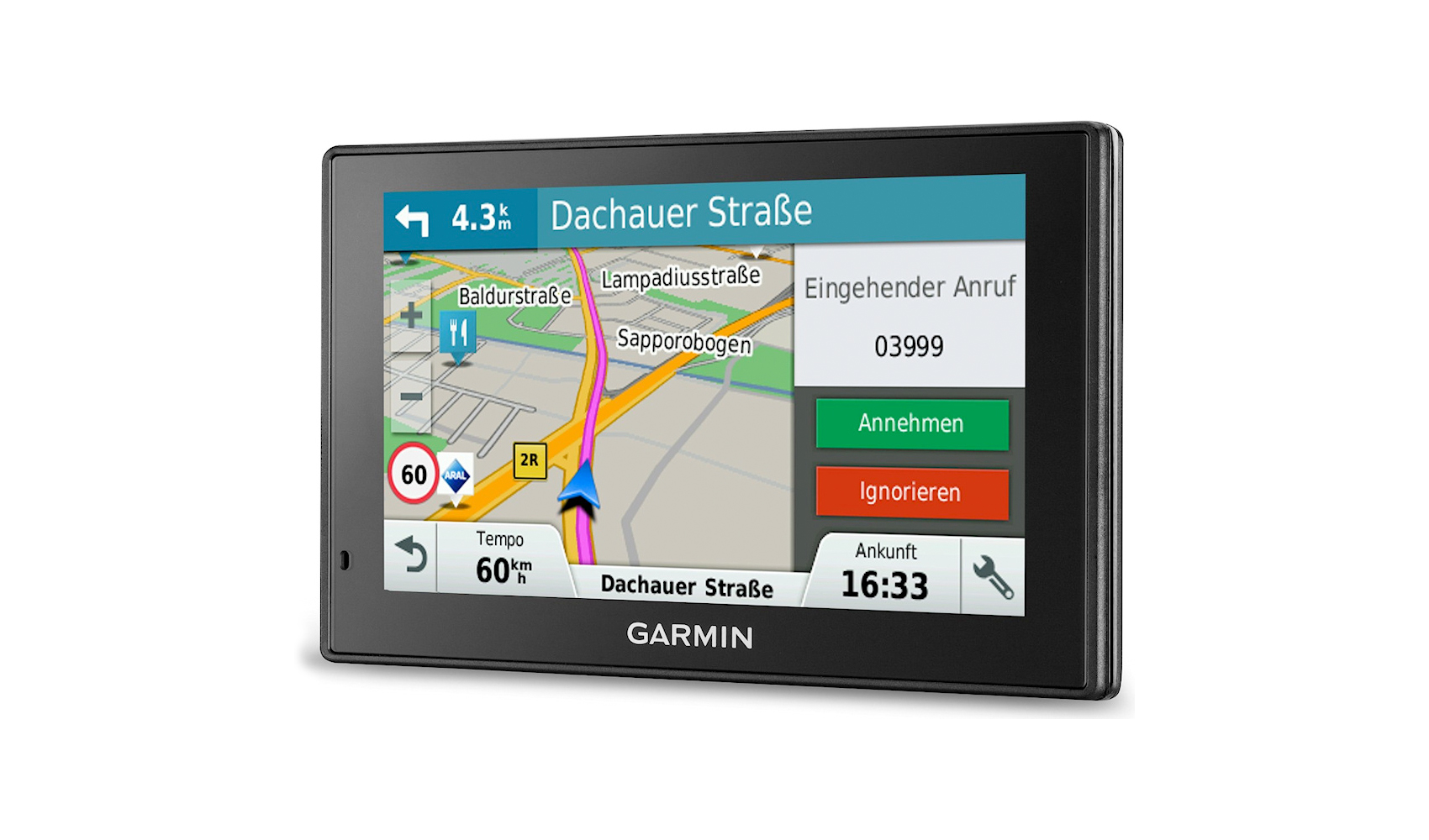 garmin drivesmart 60lmt d eu im vergleich. Black Bedroom Furniture Sets. Home Design Ideas