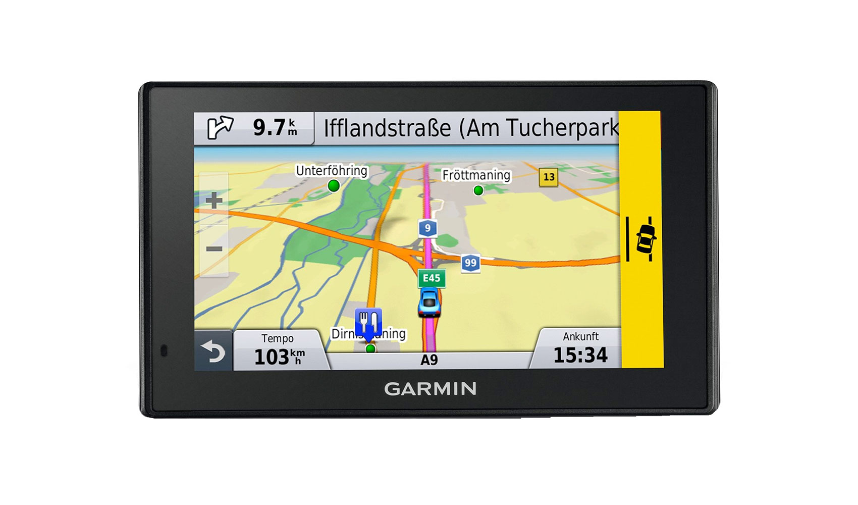 garmin driveassist 50lmt d im vergleich pocketnavigation. Black Bedroom Furniture Sets. Home Design Ideas