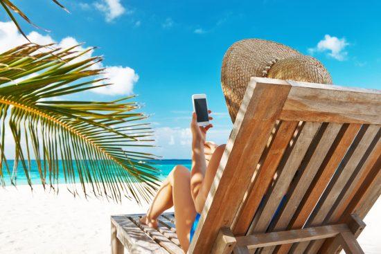 Wozu brauch ich mein Smartphone im Urlaub? Für eine ganze Menge!