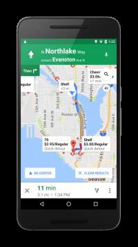 google-maps-tankstelle