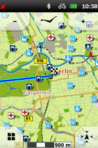 falk premium outdoor karte deutschland Neue Premium Outdoor Karte von United Navigation