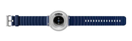 huawei-fit-blau-pulssensor