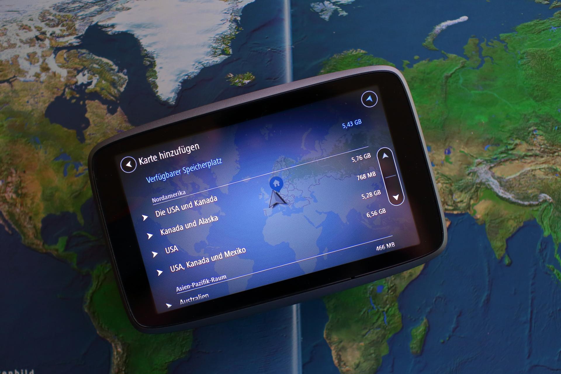 Tomtom Go 6200 Und Go 5200 Im Test Pocketnavigation De