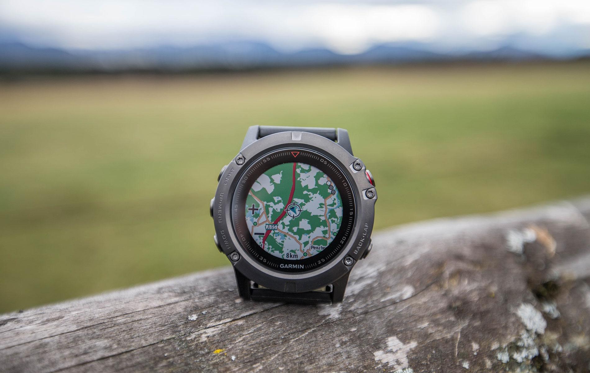 garmin fenix 5 neue gps multisport smartwatch mit. Black Bedroom Furniture Sets. Home Design Ideas