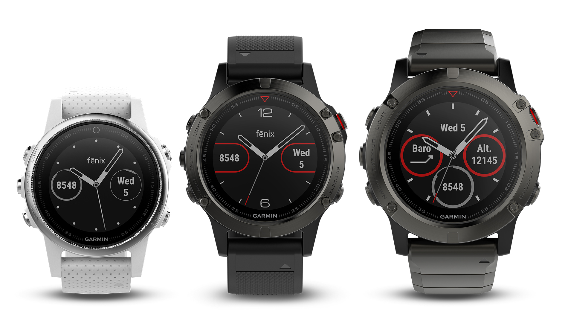 garmin fenix 5 neue gps multisport smartwatch mit. Black Bedroom Furniture Sets. Home Design Ideas