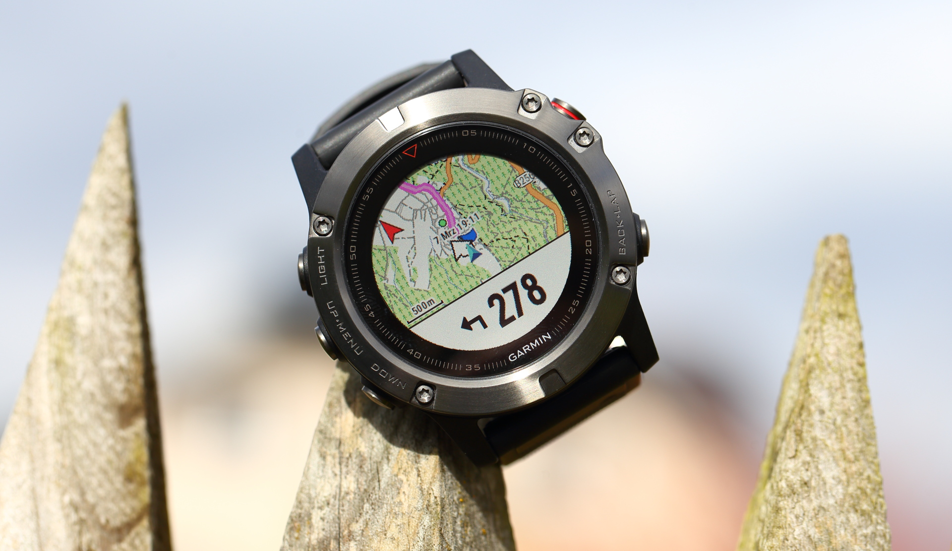garmin fenix 5x gps uhr im test. Black Bedroom Furniture Sets. Home Design Ideas