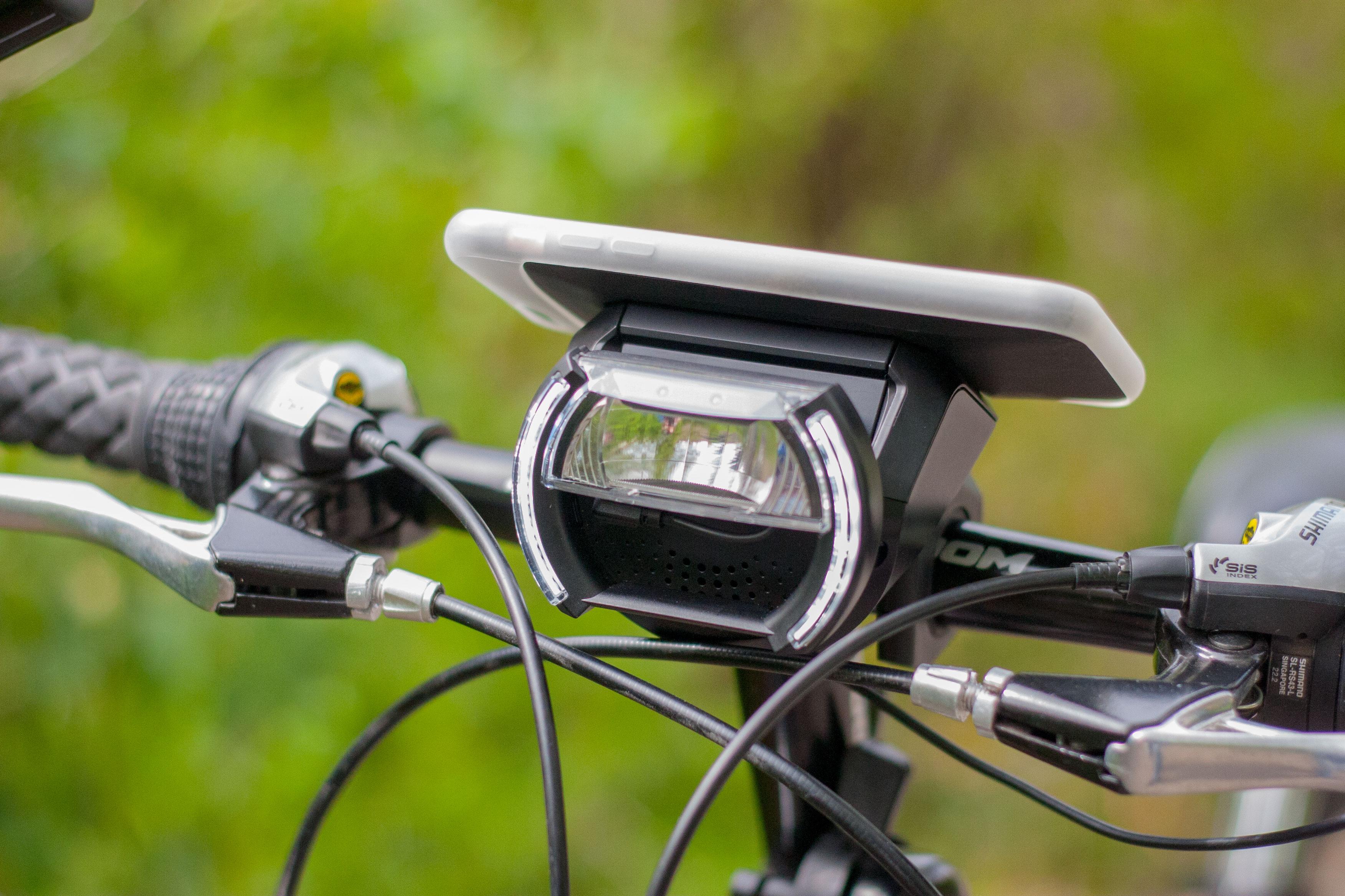 connected biking cobi im test 2017 navigation gps blitzer pois. Black Bedroom Furniture Sets. Home Design Ideas