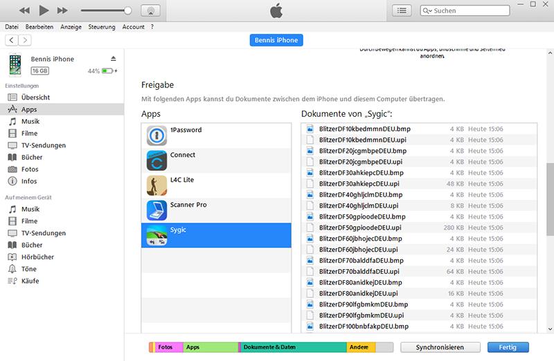 POIs & Blitzer für Sygic (iOS) › pocketnavigation de