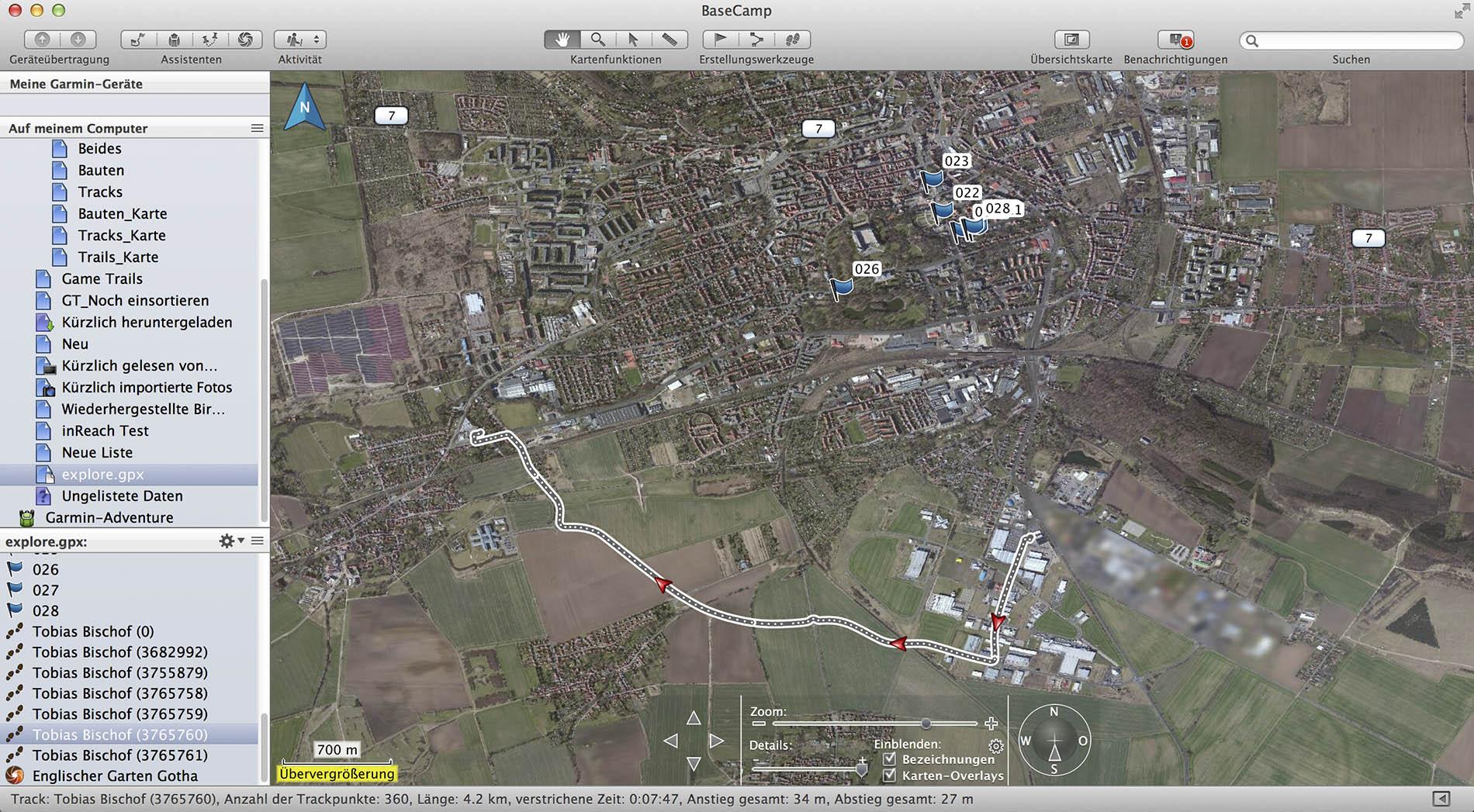 Garmin inReach EXPLORER+ im Test › pocketnavigation.de   Navigation ...