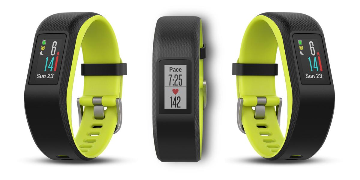 neues gps fitness armband von garmin vivosport. Black Bedroom Furniture Sets. Home Design Ideas