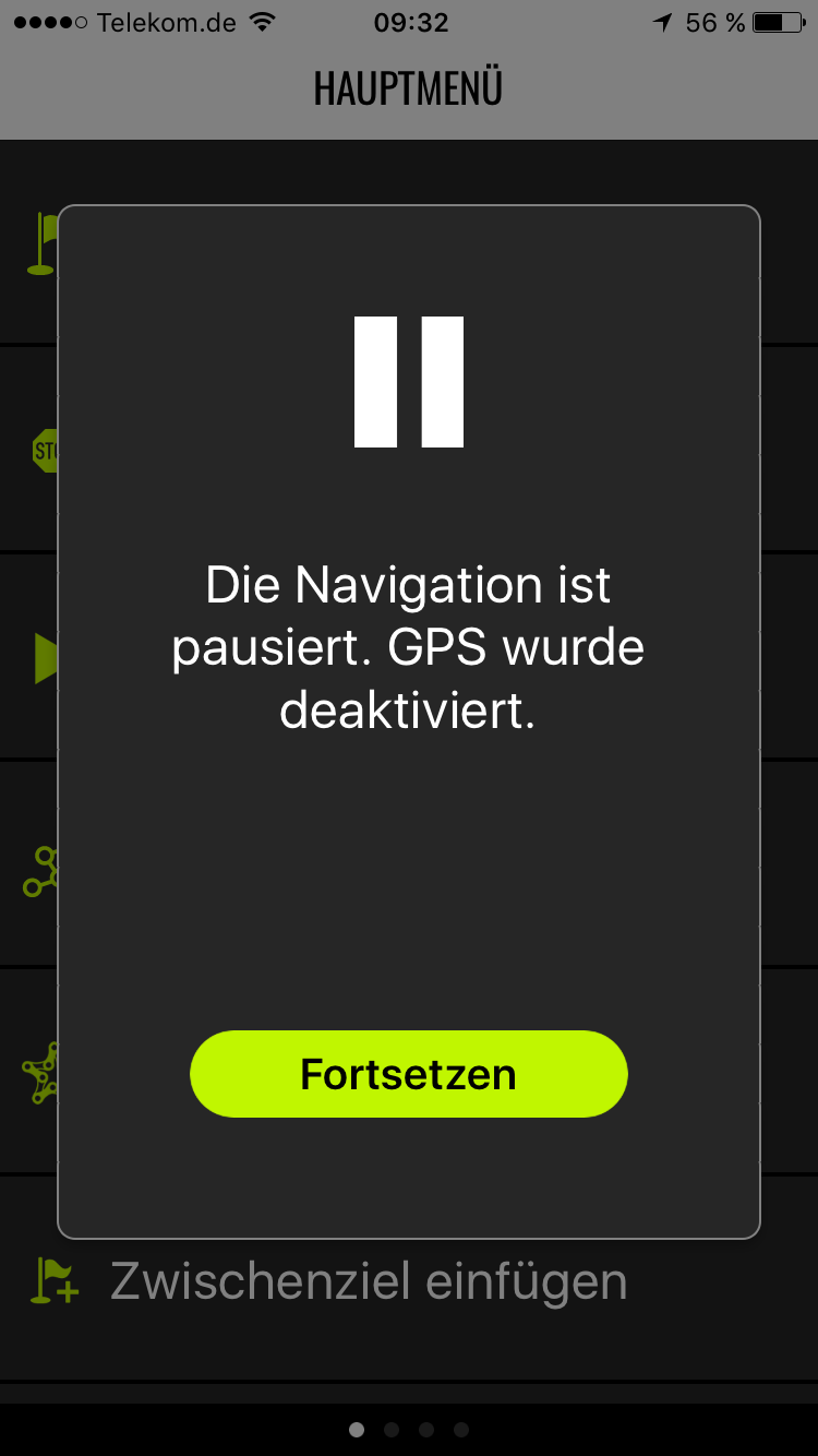 NAVIGON Cruiser Update zum Saison-Abschluss › pocketnavigation.de ...