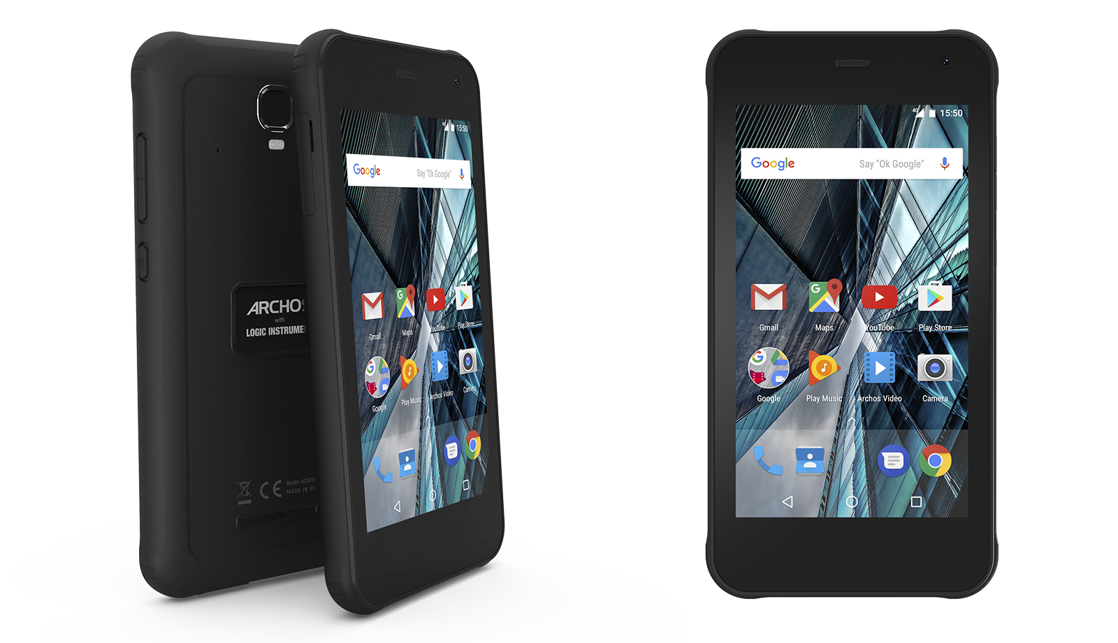 Archos präsentiert zwei neue Smartphones für den Outdoor ...
