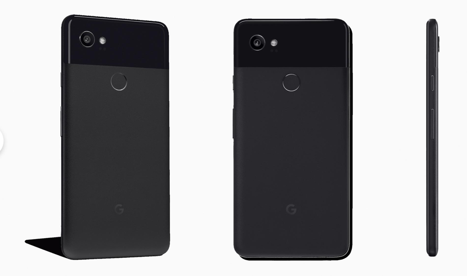 google s neue smartphones pixel 2 und pixel 2 xl navigation gps. Black Bedroom Furniture Sets. Home Design Ideas