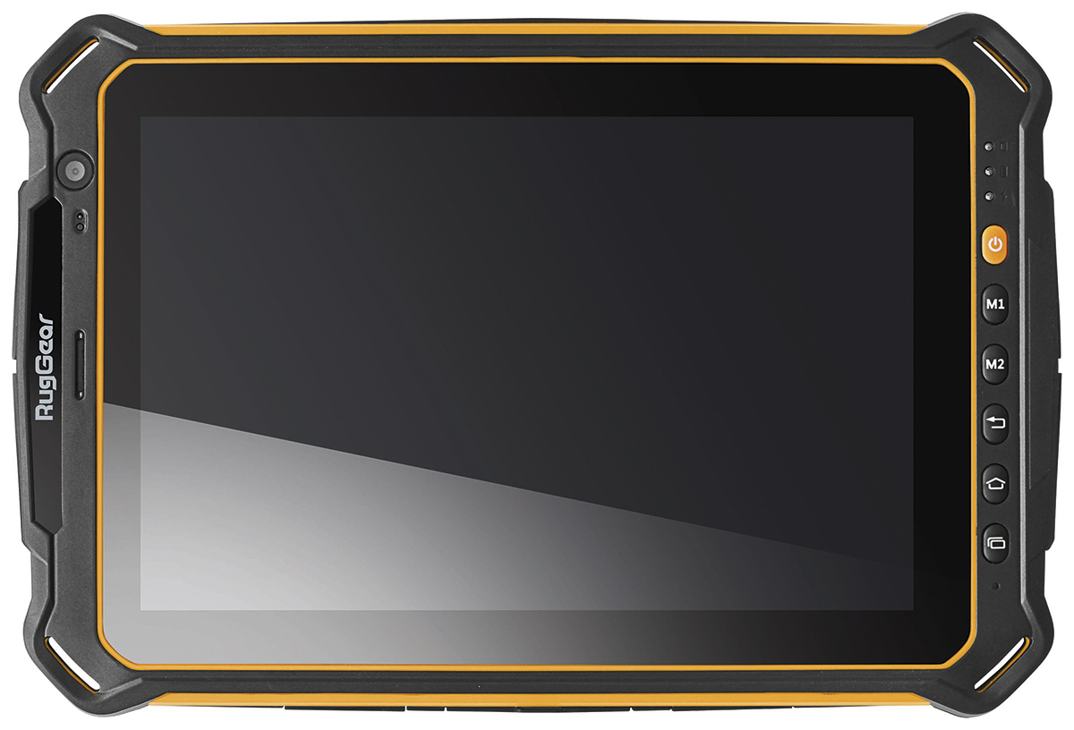 Outdoor Tablet Ruggear Rg910 H 228 Lt Widrigsten Bedingungen