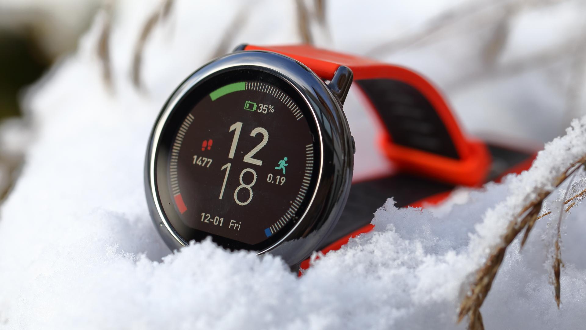 test amazfit pace gps running smartwatch. Black Bedroom Furniture Sets. Home Design Ideas