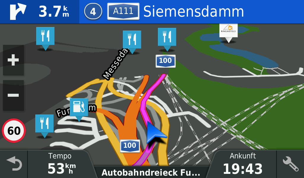 Garmin DriveSmart 61 Test › pocketnavigation de | Navigation