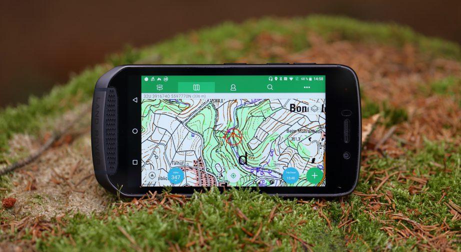 Test Land Rover Explore Outdoor Phone Pocketnavigationde