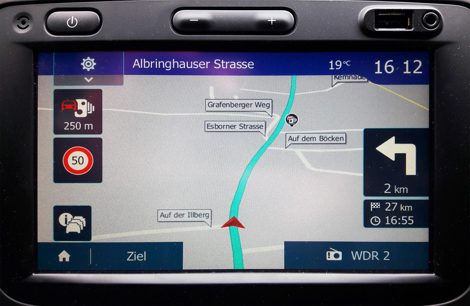 Blitzer Holland Karte.Pois Blitzer Fur Dacia Pocketnavigation De Navigation