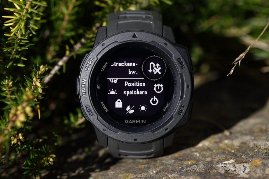 Garmin Instinct Test › pocketnavigation de   Navigation