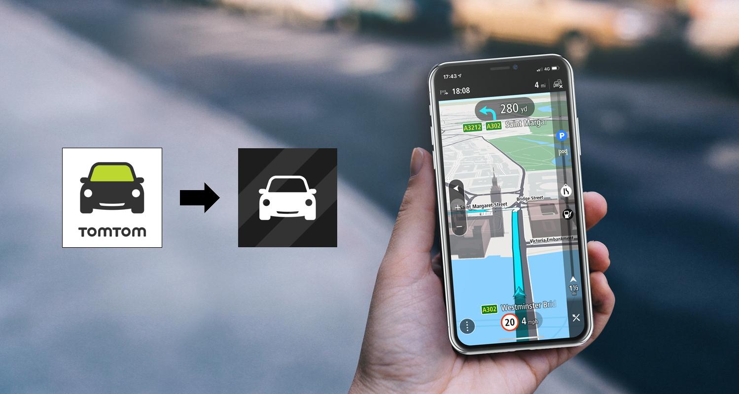 TomTom GO Navigation App mit neuen Karten-Paketen und Apple CarPlay