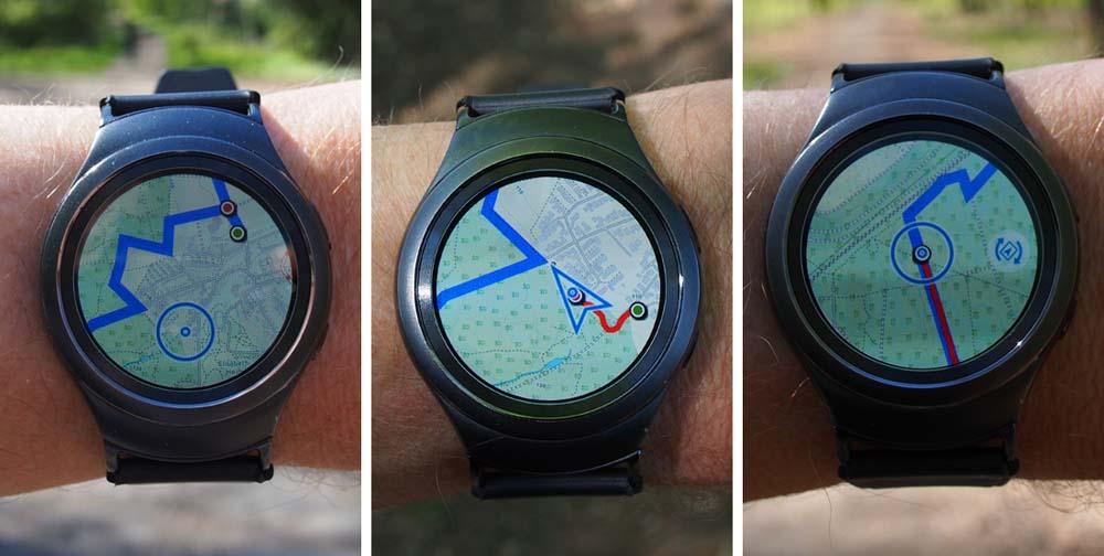 Test Der Locus Map App Fur Outdoor Navigation Auf Samsung