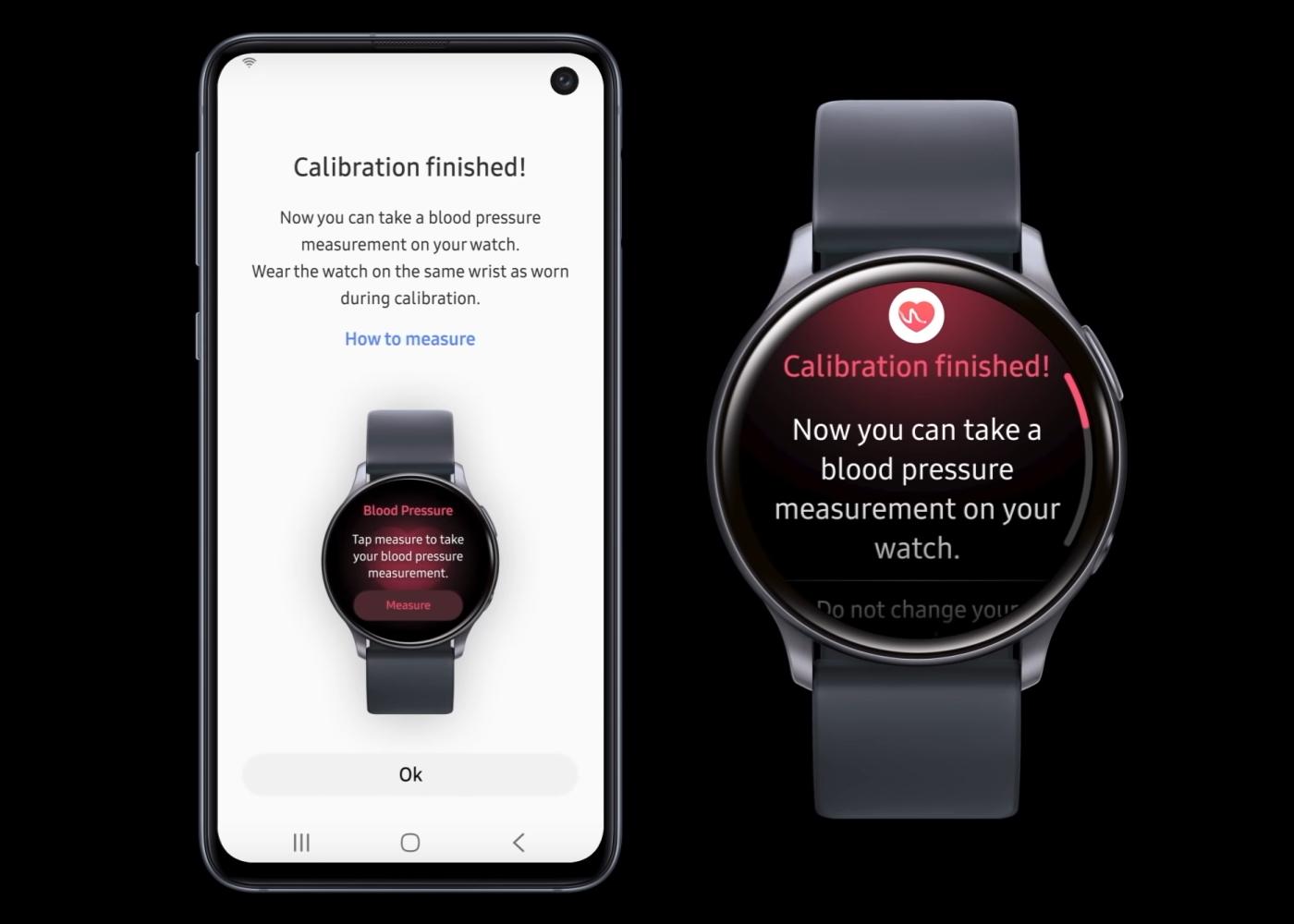 Blutdruck App Samsung